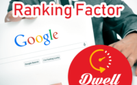 Can dwell time be considered as a Google ranking factor?