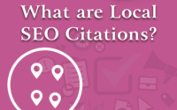 What is Local SEO Citation Blog